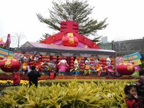 厦漳泉居民也可免费看花灯·园博苑花灯推迟至19号
