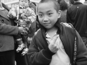 厦门海沧国际山地越野公开赛·九岁男孩竟第一