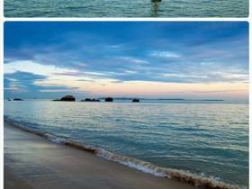 厦门的海,最爱那片宁静与蔚蓝