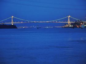 厦门海沧大桥·夜色初上