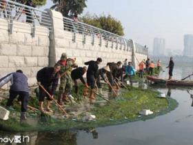 海沧内湖告别臭味·5月贯通引水渠