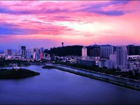 厦门:恍如仙境的筼筜湖景