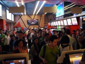 国内首家DMX超4D影院登陆厦门