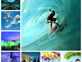 厦门将建海洋主题公园:可冲浪、划水