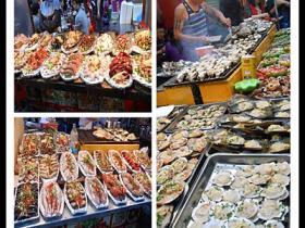 厦门的海,厦门的鲜——海鲜吃货日记
