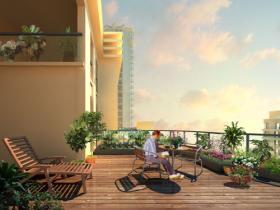 """厦门计划将屋顶改造成""""空中花园"""""""