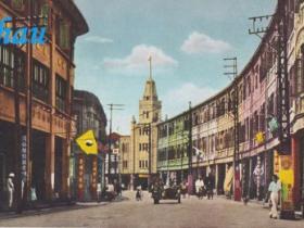 厦门老照片:日本统治时期的明信片