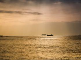 六月的黄厝海滨已悄然拉开夏日的序幕
