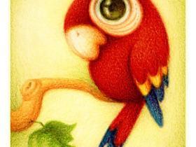 闽南语笑话:会说话的鹦鹉