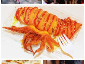 厦门的台湾小吃:小師傅乌贼烧
