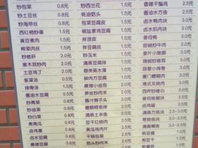 新闻联播里的世界:厦大食堂的价格