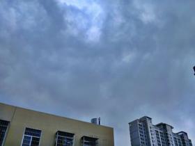 厦门肉眼天气预报
