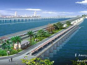 高集海堤4号起封闭改造 2014年开通