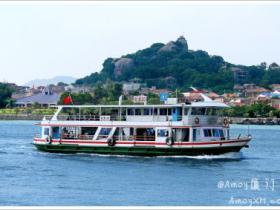厦门新开通海上公交线路:海沧-鼓浪屿-轮渡