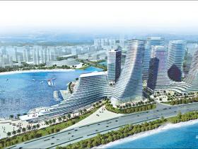 海沧的未来:厦门东南国际航运中心