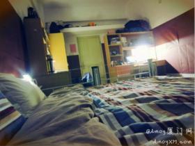 2人同住大床房,嘉庚学院宿舍再逆天