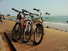 厦门欲造848公里滨海绿道网 骑自行车就可游遍全城