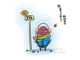 受不鸟! 厦门今天岛外最低温降至3℃