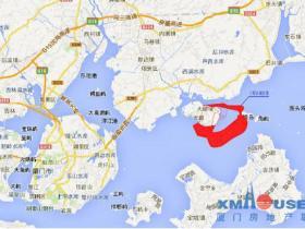 牛叉!厦门新机场填海面积相当于10个鼓浪屿!