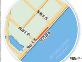 厦门地铁2号线明日开建  海沧大道站25日起围挡