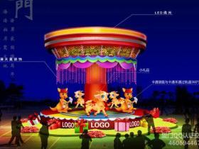 2015年海沧新春花灯会今晚亮灯 猜灯谜玩游戏