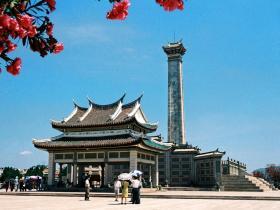 3月30日起,厦门集美鳌园景区免费开放