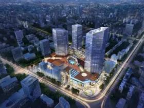 福建最高端购物中心:厦门华润万象城封顶!