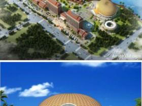 世界首家马戏主题旅游度假区:厦门灵玲国际马戏城五一试营业