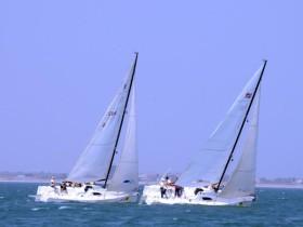 第二届海峡两岸高校帆船赛26号开赛
