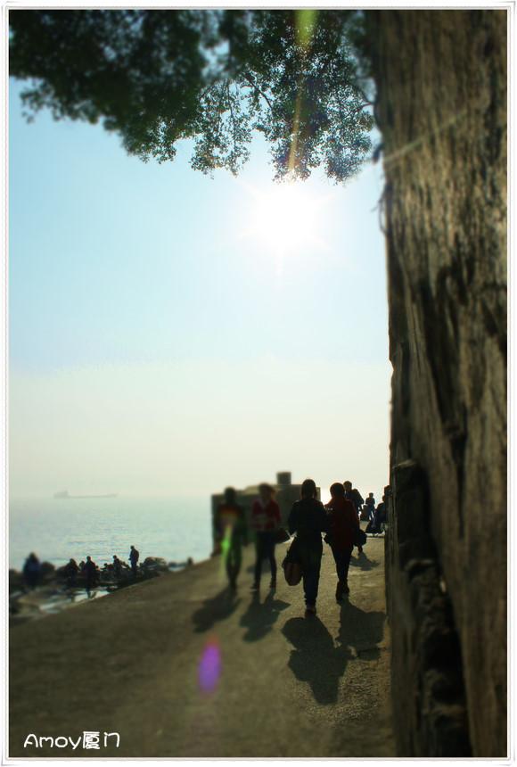 一千个游客眼中有一千个鼓浪屿