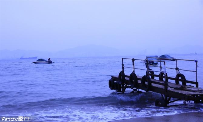 鼓浪屿·小小的码头