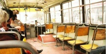 你还记得吗?厦门古早的公交车
