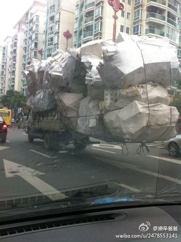 碉堡了·厦门惊现豪华加长货车