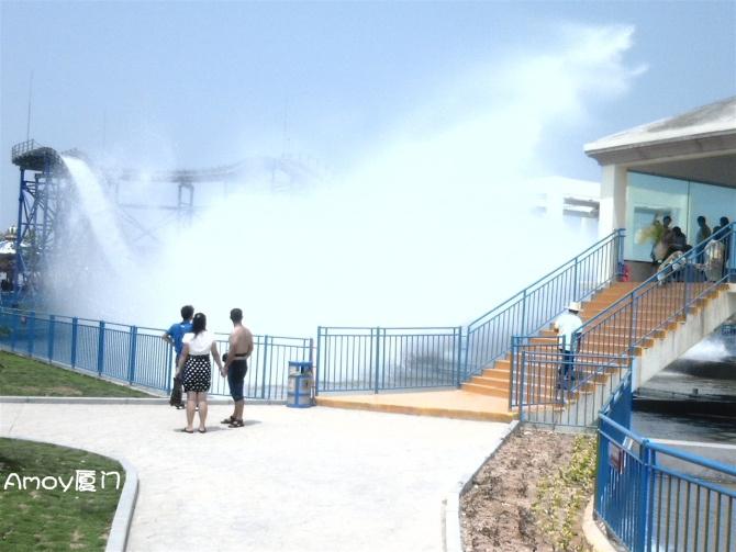 厦门观音山梦幻海岸游乐园:梦幻海岸陆世界