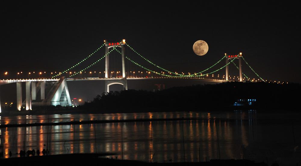 今晚:宝瓶座流星雨+超级月亮(超美)
