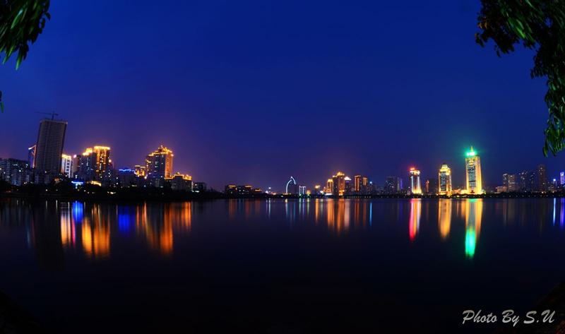 厦门夜色·美轮美奂 BRT摄影 Amoy厦门 2