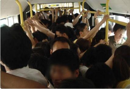 厦门公交:人进去,相片出来