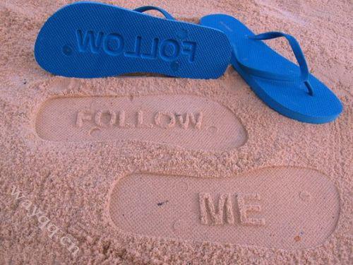 夏天,穿一双这样的拖鞋去逛沙滩怎么样?