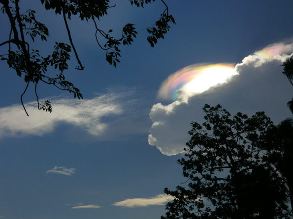 鼓浪屿的天空,七色光的岁月
