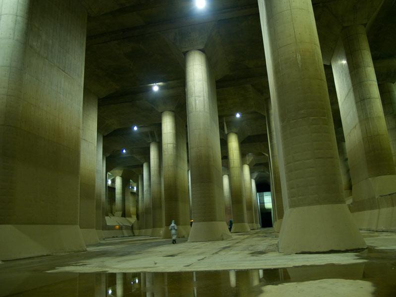 你敢相信吗?这竟然是日本的下水道