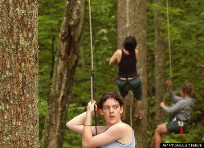 厦大准备开设爬树课!教学生爬树