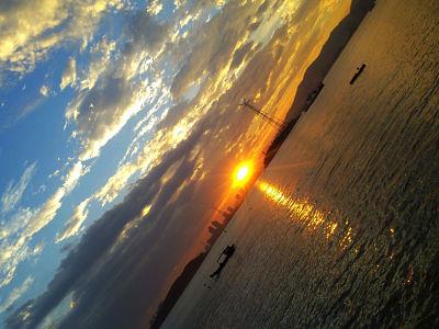 厦门完美日落--震撼延时摄影