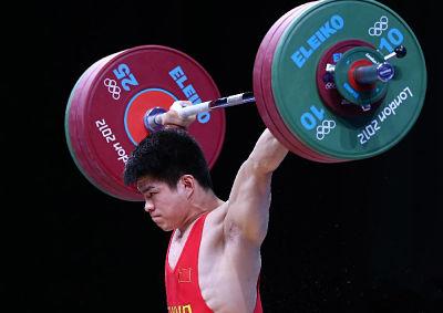 爱拼才会赢 林清峰赢得福建奥运第一金