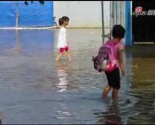 天文大潮:厦漳泉多地海水倒灌(视频)