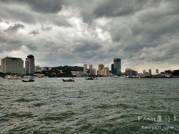 【末日来临】厦门轮渡码头、鼓浪屿