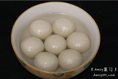 今天是冬至 你吃汤圆了吗? 冬至吃汤圆 Amoy厦门 1