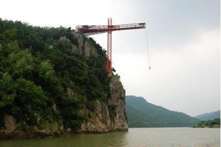 中国最高的蹦极,你敢跳么? 中国最大蹦极 Amoy厦门 2