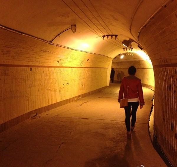 """鼓浪屿笔山洞隧道的""""覆灭"""""""