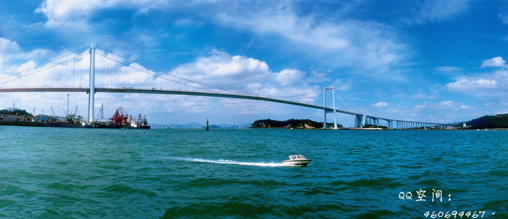 海沧大桥今起白天全面禁行社会车辆通行