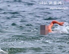 人才:昨天厦门有人游泳到金门 欲找马英九借钱